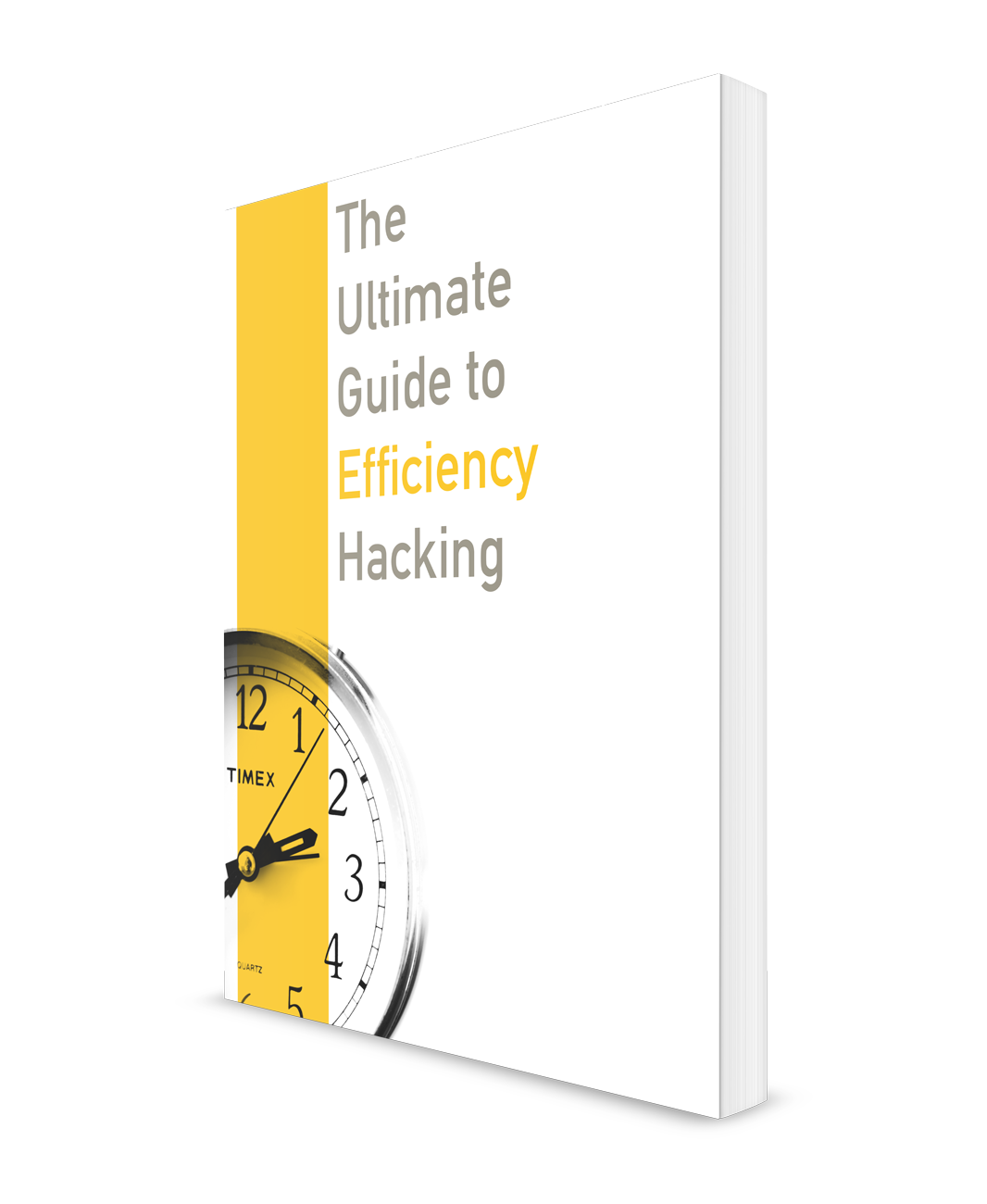 efficiency hacking